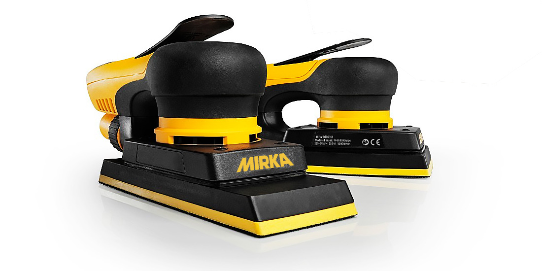 Шлифовальные машинки Mirka