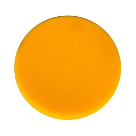 16 polishing foam pad 150x25mm yellow flat 2 pack 450x450 - Полировальный диск с высокой плотностью плоский 150 (2 шт/уп)