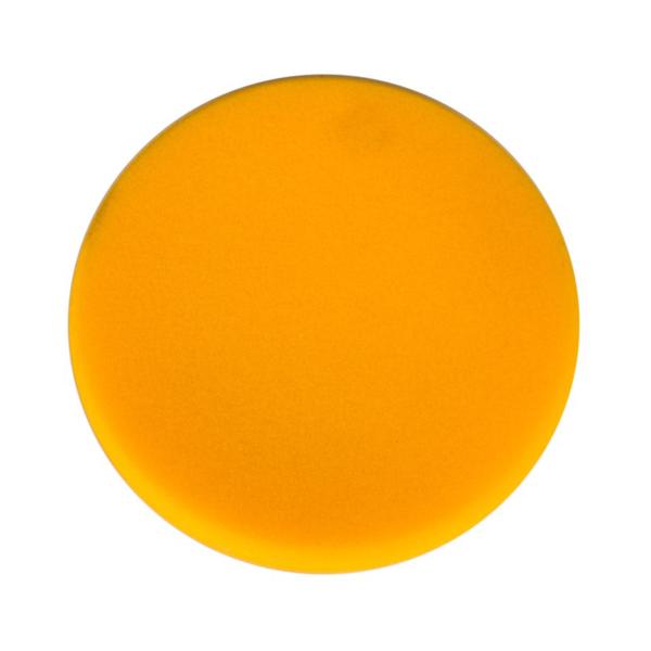 16 polishing foam pad 150x25mm yellow flat 2 pack 600x600 - Полировальный диск с высокой плотностью плоский 150 (2 шт/уп)