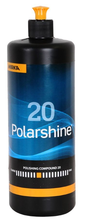 7992000111 b - Полировальная паста Polarshine 20 250 мл