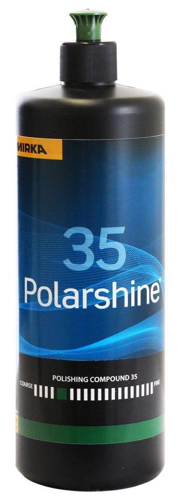7992810111 b - Полировальная паста Polarshine 35 1 л