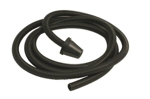 8391110111 001 600x398 - Шланг отвода пыли антистатический Шланг 20мм x 4м (1 шт/уп)