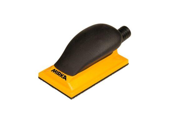 8391400111 002 600x400 - Ручной шлифовальный блок с пылеотводом Premium 70x125 мм 13 отв