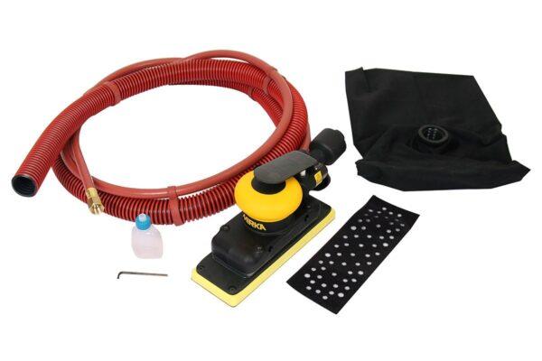 8991510111 002 600x400 - MIRKA OS пневматическая орбитальная шлифовальная машинка OS383DB (1 шт/уп)