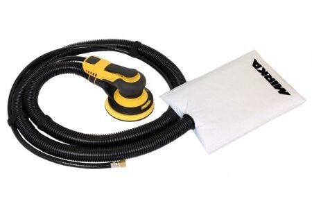 8995550211 001 450x300 - Mirka Pros пневматическая роторно-орбитальная шлифовальная машинка PROS550DB