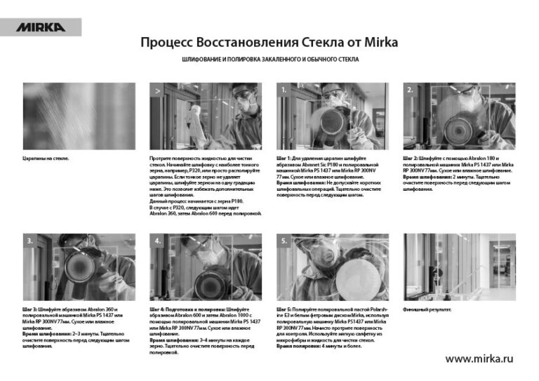 "mirka a4 process vosstanovleniya stekla listovka 2016 copy 768x543 - Листовка ""Процесс восстановления стекла от Mirka"""