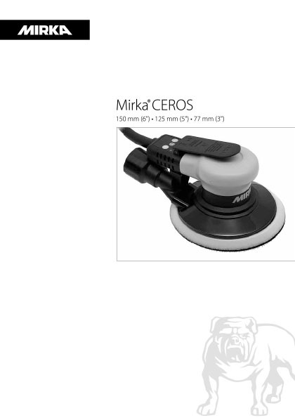 mirka ceros 150 125 77mm 1 copy - Mirka CEROS 150 125 77mm
