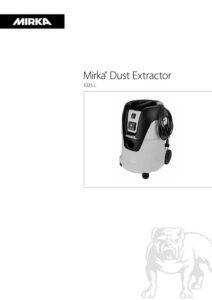 mirka dust extractor 1025l 1 copy 212x300 - Mirka Dust Extractor 1025L