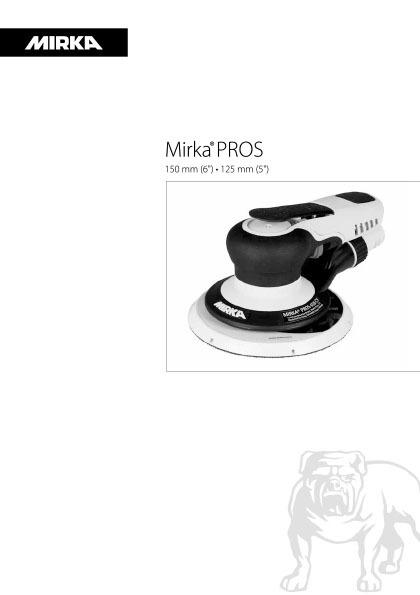 mirka pros 150 125mm 1 copy - Mirka PROS 150 и 125mm