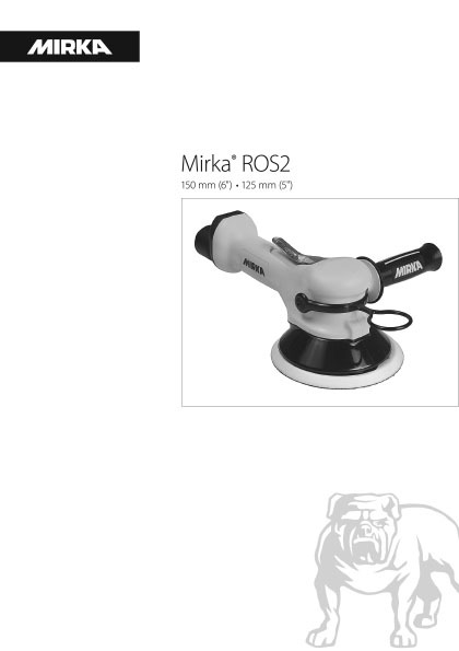 mirka ros2 150 125mm 1 copy - Mirka ROS2 150 125mm