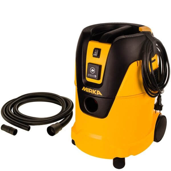 vc1025kitru 001 600x600 - Mirka Dust Extractor пылеудаляющее устройство 1025 L