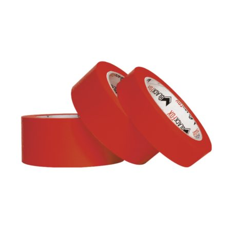 1 450x450 - Лента малярная BlackFox Maxima влагостойкая УФ 24х20 м красная (12 шт/уп)(72 шт/кор)