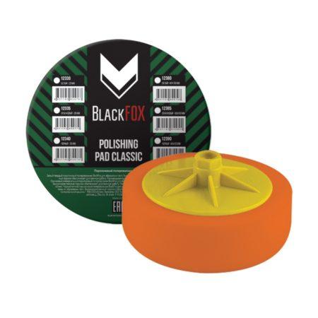 26 450x450 - Полировальник поролоновый BlackFox резьба М14 150х50 мм универсальный Classic оранжевый