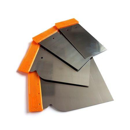 33 450x450 - Шпатели металлические BlackFox набор 4 шт.: 50, 80, 100, 120 мм