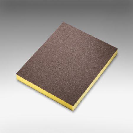 36 450x450 - Siasponge soft губка двусторонняя 98х120х13 мм, fine P500 желтая (20 шт/уп)