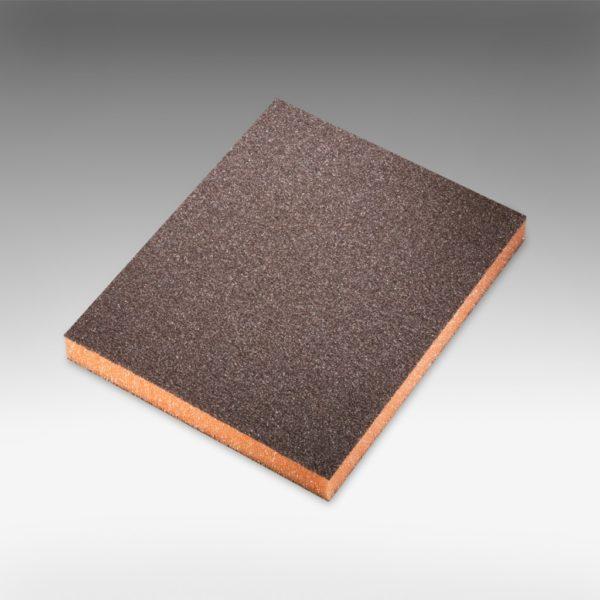 37 600x600 - Siasponge soft губка двусторонняя 98х120х13 мм, medium P280 оранжевая (20 шт/уп)
