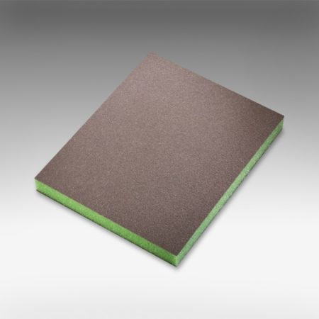 39 450x450 - Siasponge soft губка двусторонняя 98х120х13 мм, superfine P600 зеленая (20 шт/уп)