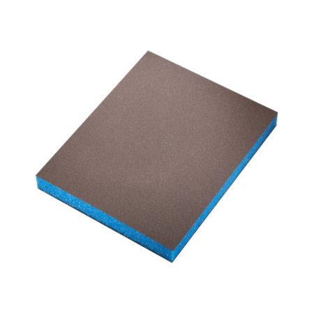 tovar 02 450x450 - Siasponge soft губка двусторонняя 98х120х13 мм ultrafine P800 синяя (20 шт/уп)