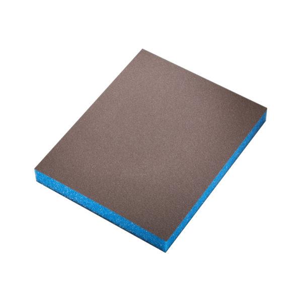 tovar 02 600x600 - Siasponge soft губка двусторонняя 98х120х13 мм ultrafine P800 синяя (20 шт/уп)