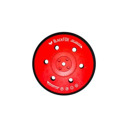 51521mw 1 450x450 - BlackFox шлифовальная подошва средней жесткости Winner 150 мм 21 отв 5/16 + М8