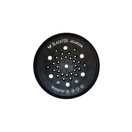 51597mf 1 450x450 - BlackFox шлифовальная подошва средней жесткости Fusion 150 мм 97 отв 5/16 + М8