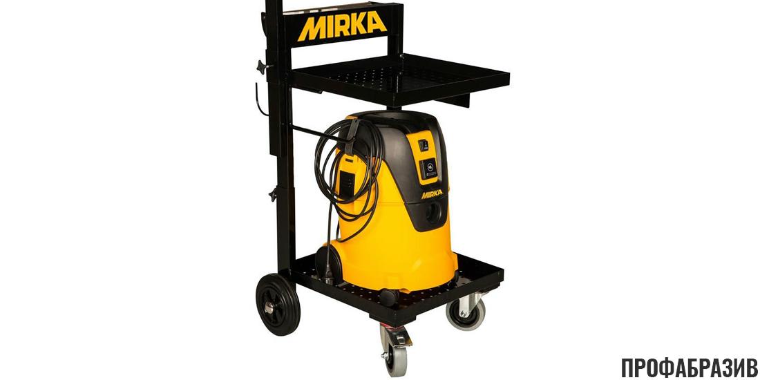 Купить строительные пылесосы Mirka