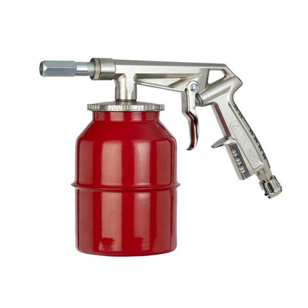 ah0911001a 600x600 - ANI Пескоструйный пистолет A/211-MA c нижним 1000сс бачком подачи