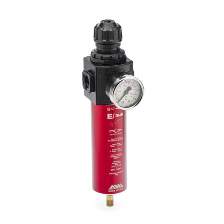 ah117702 450x449 - ANI Одноступенчатый фильтр E/34 с манометром и регулятором давления