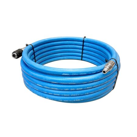 20210425 175512 450x450 - ANI Воздушный антистатичный шланг 10х17мм, синий, макс. 20 бар, длина 10м
